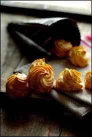 comment cuisiner les truffes noires pommes duchesse à l huile de truffe repas de fetes
