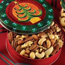 Christmas Nuts Gardners Candies