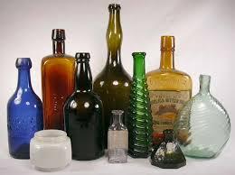 unique shaped wine bottles mold seams