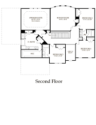 Avalon Floor Plan by Avalon V New Home Plan Marvin Nc Pulte Homes New Home