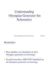 olympian generator wiring diagram 4001e olympian generator wiring