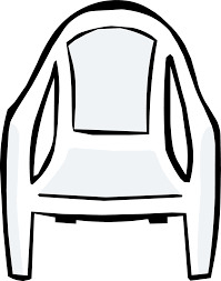 Beach Lounge Chair Png Image White Plastic Chair Png Club Penguin Wiki Fandom