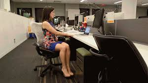 leg exercises at desk how to exercise at work without messing up your hair and makeup