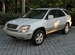 lexus is300 for sale florida 1999 lexus rx300 interior and exterior car for review