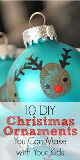 fingerprint light ornament how to getting crafty