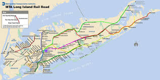 Mta Metro North Map by Long Island Railroad Route Of The Dashing Commuter