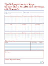 Meeting Schedule Template Excel Sle Schedules Meeting Schedule Blank Printable Meeting
