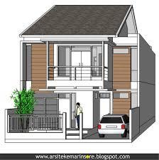 desain rumah lebar 6 meter hasil gambar untuk desain rumah lebar 5 meter panjang 10 meter