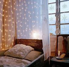 Diy Canopy Bed With Lights Bed Canopy With Lights Best Bed Canopy With Lights Ideas On