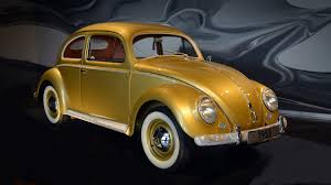 volkswagen yellow car vehicle retro free images wheel vw old nostalgia classic exhibition