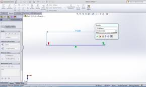 how to use solidworks smart dimension sketching tool