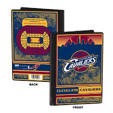 4x6 photo book 12 custom cleveland cavaliers birthday party ticket invitations