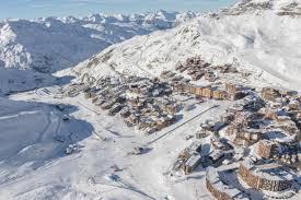 luxury ski chalets val thorens