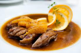 cuisiner aiguillette de canard aiguillettes de canard sauce à l orange et au miel maggi