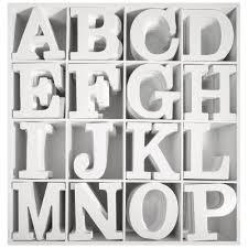 K Hen Sofort Kaufen 3d Holz Buchstaben Weiß Mdf A Z Sonderzeichen Deko Schrift
