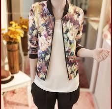light bomber jacket womens women s jackets global fashion short tops jackets women stand collar