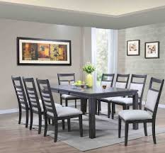sunset trading shades of gray extension dining table beyond stores