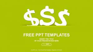 design logo ppt free green concept powerpoint templates design