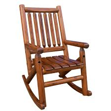 Chair Furniture Amish Outdoor Rocking Leigh Country Amberlog Patio Rocking Chair Tx 36000 The Home Depot
