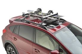 Subaru Forester Bike Rack by Shop Genuine 2018 Subaru Forester Accessories Subaru Of America