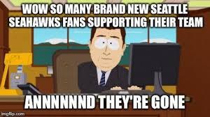 Seahawks Fan Meme - seahawks imgflip