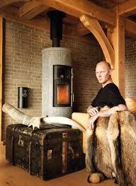 Wohnzimmer Modern Mit Ofen Wiking Style Fire Design
