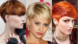 short haircuts for women with round faces over 50 youtube