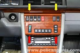 manual repair free 1993 mercedes benz 300te regenerative braking mercedes benz w124 climate controls removal 1986 1995 e class
