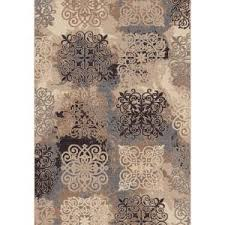 Home Decorators Com Rugs Home Dynamix Sizzle Gray Beige 7 Ft 10 In X 10 Ft 2 In Indoor