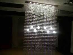 Remote Controlled Chandelier Cascade Remote Control Chandelier Youtube