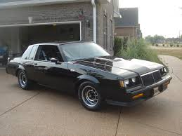 1982 Buick Grand National For Sale 1985 Buick Grand National Overview Cargurus