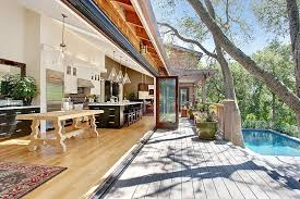 Patio Half Wall 25 Of The Most Gorgeous Outdoor Kitchens Brit Co