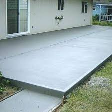 Laying Patio Slabs Concrete Garden Edging Blocks Garden Shed Concrete Slab Cost