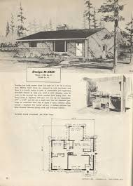 1950 S House by Vintage House Plans Mid Century Homes 1950s Homes 1950 Ranch Mid