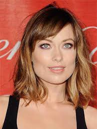 trangole face medium lenght the latest haircut 30 short haircuts for women based on your face shape