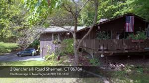 house for sale 2 benchmark rd sherman ct 06784 youtube