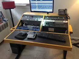home studio workstation desk 65 most killer home studio desk ikea workstation furniture small