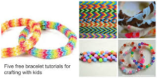 summer holiday jewellery making part one bracelets for kids