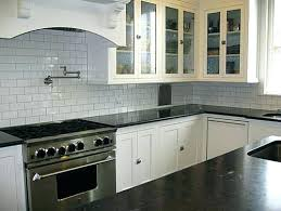 kitchens with subway tile backsplash white glass subway tile white glass kitchen kitchen monochrome glass