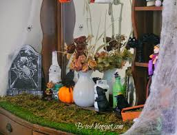 Light Up Halloween Tree by B Is 4 Halloween Home Decor And Crafts With Dollar Tree U0026 Giveaway