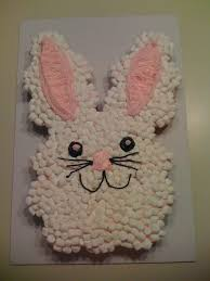 Decorate Easter Bunny Cupcakes by Easter Bunny Cupcake Cake Cakes My Cakes Pinterest Easter
