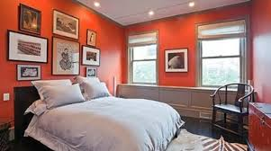 Images And Ideas Burnt Orange Paint Colors Walls Homes - Bedroom orange paint ideas