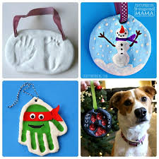 21 ornaments using salt dough