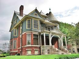 Queen Anne House Plans Historic 806 Best B U0026b Architecture Images On Pinterest Architecture