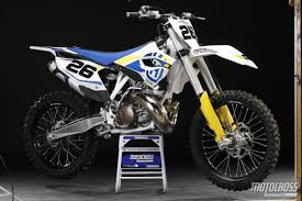 250cc motocross bikes motocross action magazine 2014 mxa test 2014 husqvarna tc250 two