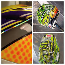 custom painted motocross helmets affordable custom helmet painting quick returns for sale