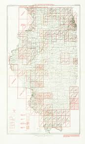 Map Of Illinois by