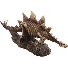 Home Decor Statues Aliexpress Com Buy P Flame Stegosaurus Sculpture Dinosaur