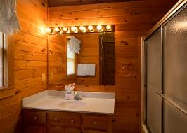 Cabin Light Fixtures by Pigeon Forge Cabin Rentals Sugar Bear
