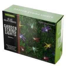 custom led string lights dragonfly solar powered led string lights custom products decor